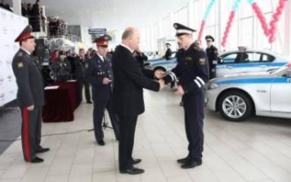 Госавтоинспекторы Мордовии будут ездить на  «BMW» и «Ford»