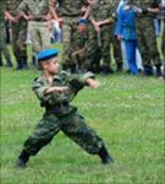 В Мордовии воспитывают «Сынов полка»
