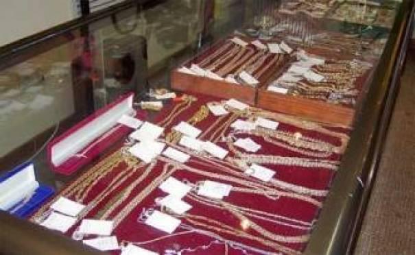 В Мордовии  из ювелирного магазина  грабители унесли драгоценности почти на 10 млн. рублей