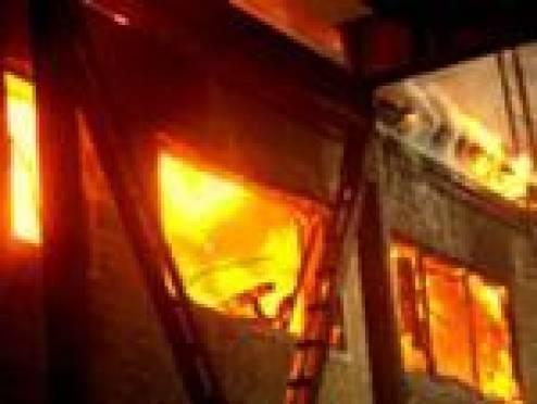 В Мордовии при пожаре погибла целая семья
