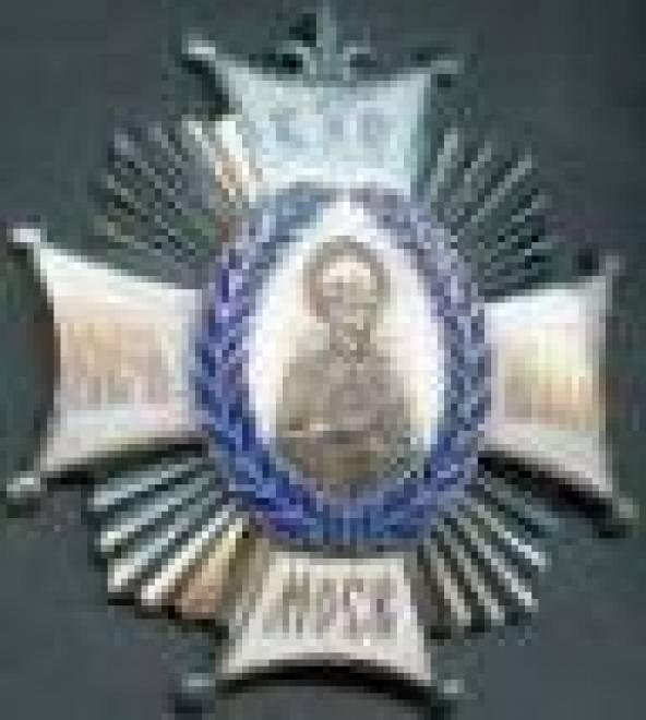 Руководитель колоний Мордовии награжден орденом Русской Православной Церкви