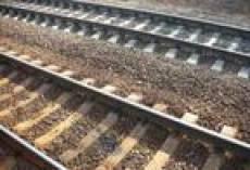 В Саранске талая вода уже начинает заливать железнодорожные пути