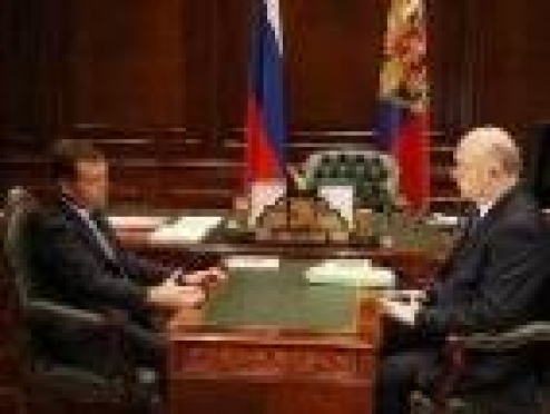 Дмитрий Медведев предложил продлить полномочия действующего главы Мордовии