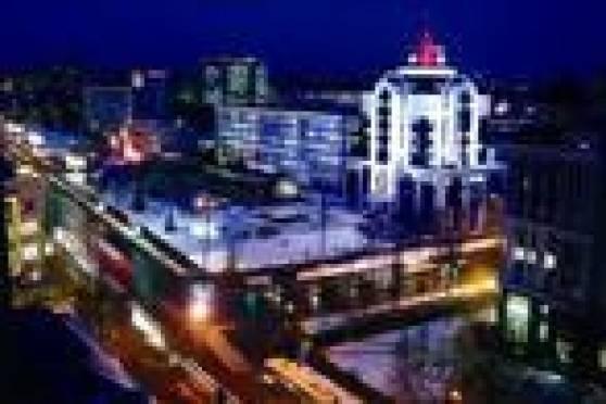 """Мэр Саранска оценил новогоднее оформление города на  """"три с плюсом"""""""