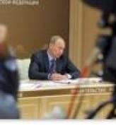 Глава Мордовии рассказал Путину о работе по ликвидации последствий лесных пожаров в регионе