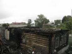 В Мордовии при пожаре погибло три человека