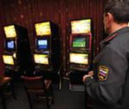 Полицейские Мордовии объявили войну  нелегальным игровым клубам