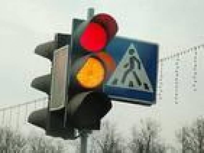 В Саранске наблюдается массовый сбой работы светофоров
