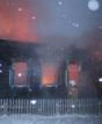 В Большеберезниковском районе Мордовии в огне погиб пенсионер