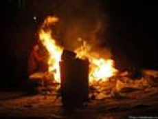 В Саранске злоумышленники поджигают контейнеры «Ремондис»