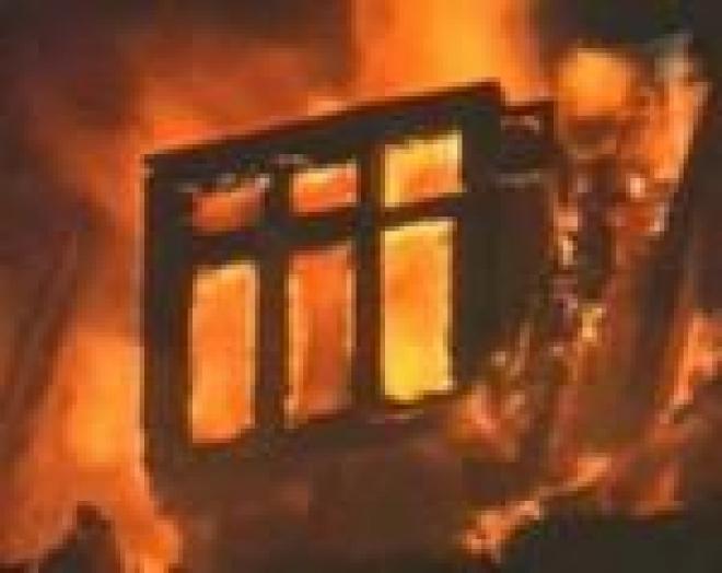 В районах Мордовии растет число пожаров