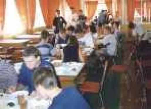 Жители Мордовии стали реже посещать пункты общественного питания