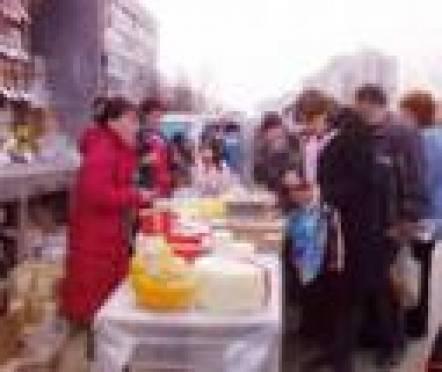 В Саранске накануне Пасхи пройдет предпраздничная ярмарка