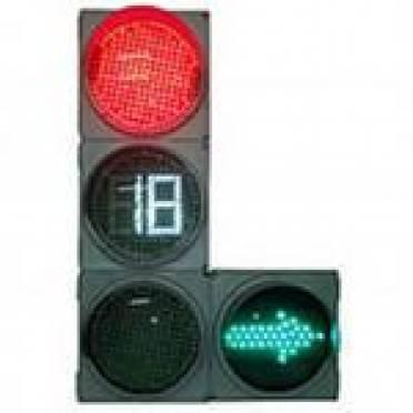 Замена ламповых светофоров на светодиодные в Саранске вышла на финишную прямую