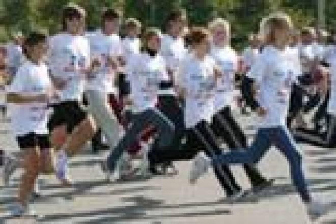 В «Кроссе наций 2011» в Мордовии примет участие рекордное число бегунов
