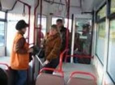 Установка автоинформаторов в общественном транспорте Саранска не отразится на стоимости проезда