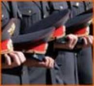 Милиционеры Мордовии споют на благотворительном концерте
