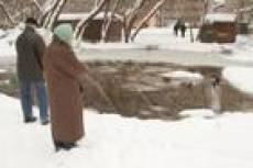 Сильный мороз становится причиной повреждения инженерных сетей в Саранске