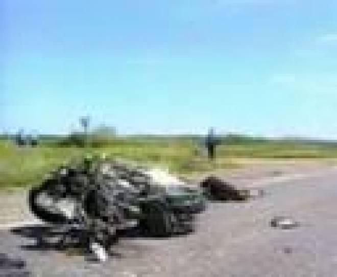 В Мордовии насмерть разбился 75-летний мотоциклист