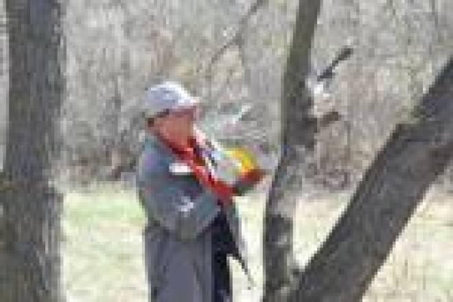 Мэр Саранска принял участие в субботнике в рамках акции «Чистый город»