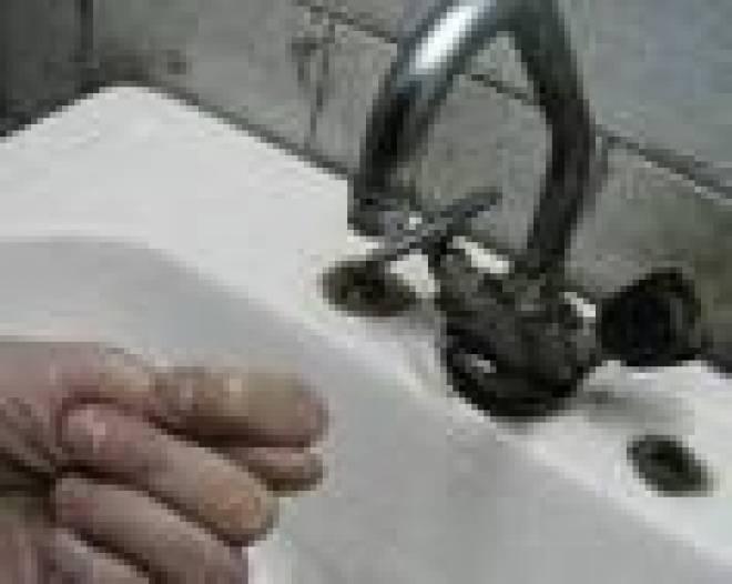 Жители района Ремзавод(Саранск)  двое суток жили без воды