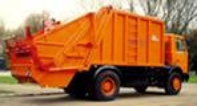 В Саранск прибыли специальные мусоровозы для раздельного сбора ТБО