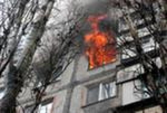 В Мордовии снизилось количество пожаров в жилых помещениях