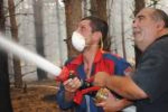 Ситуация с лесными пожарами в Мордовии за минувшие выходные нормализовалась