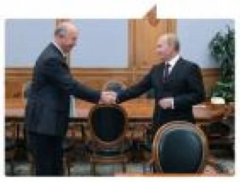 Глава Мордовии Николай Меркушкин обсудил с Путиным проблему заготовки кормов