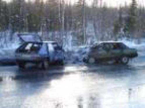 В тройном ДТП в Мордовии пострадали пять человек