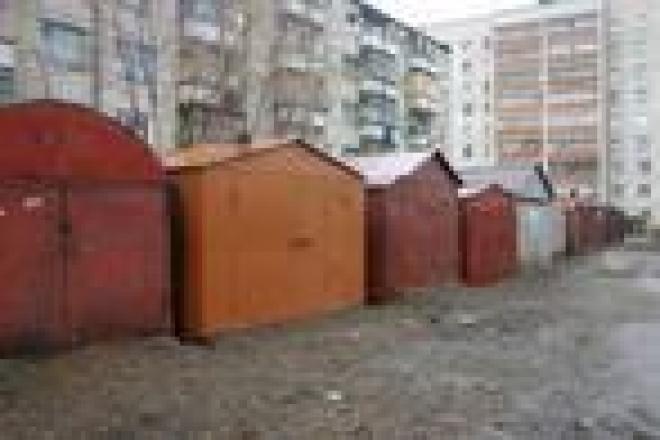 Для возведения новых строений в Саранске потребуется снести 440 частных гаражей