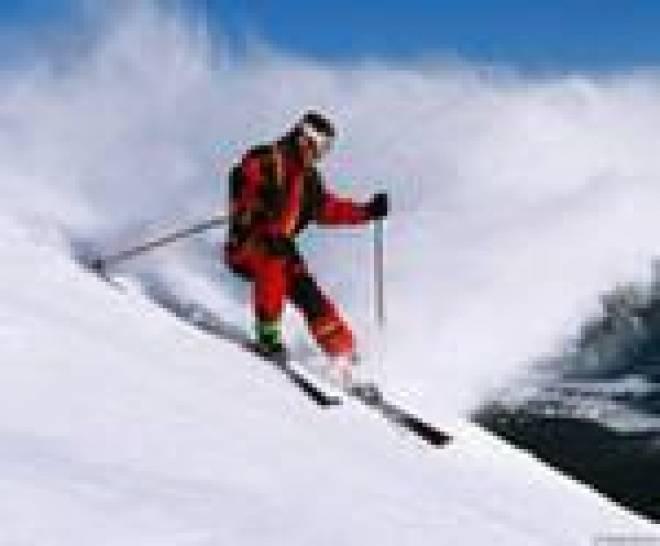 В Саранске прошли соревнования по горнолыжному спорту