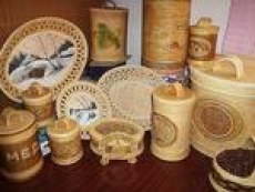 В Саранске проходит выставка-ярмарка  народных промыслов и ремесел финно-угорских народов