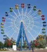 В Пролетарском парке Саранска появятся новые аттракционы