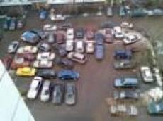 Более 70% автовладельцев Саранска хранят машины во дворах