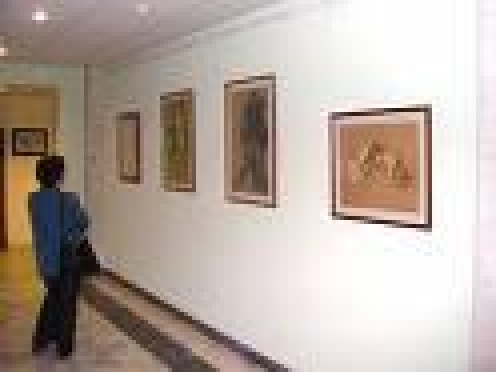 В университете Мордовии пройдет выставка венгерских художников
