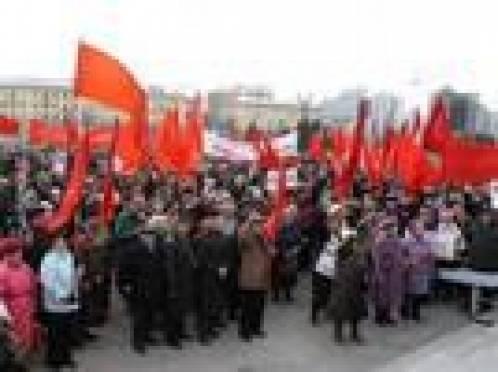 Коммунисты проведут завтра митинг протеста против роста цен в Мордовии
