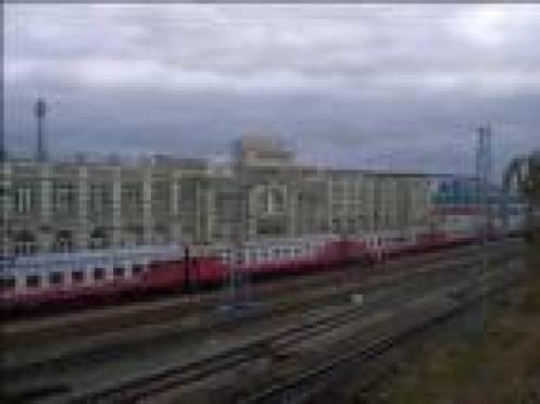 Железнодорожный вокзал в Рузаевке (Мордовия) отмечает 115 лет со дня открытия