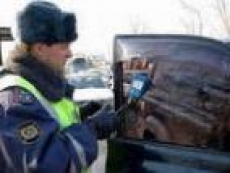 С сегодняшнего дня для автовладельцев Мордовии в пять раз возрос штраф за тонировку стекол