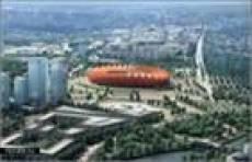 Строительство стадиона «Юбилейный» в Саранске потребовало закрытия дороги