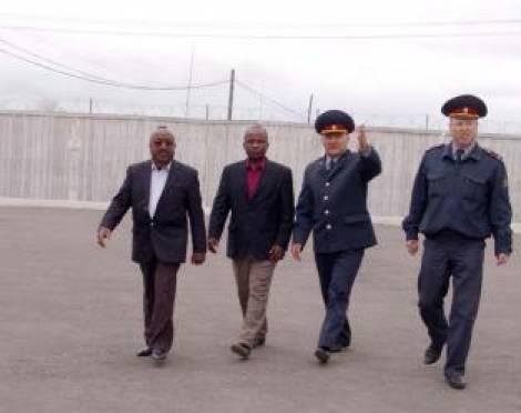 Колонии Мордовии посетили дипломаты из Нигерии