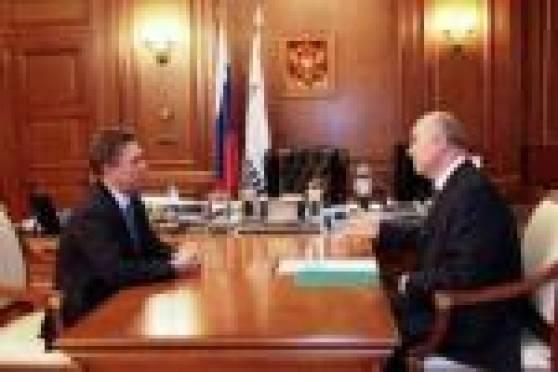 Глава Мордовии добивается увеличения поставок газа для нужд республики